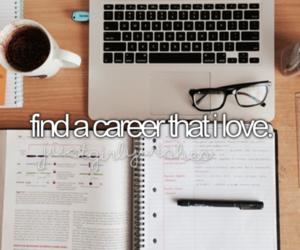 career and bucket list image