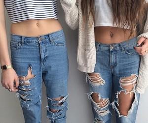 beautiful, grunge, and boyfriend jeans image