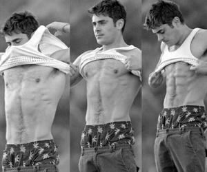sexy, tshirt, and zac efron image