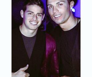 cristiano ronaldo and james rodriguez image
