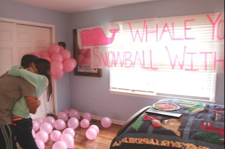 Cute Ways To Ask A Girl Out To Prom Cute Way To Ask A Girl Out Pure
