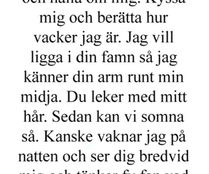 love, swedish, and quote image