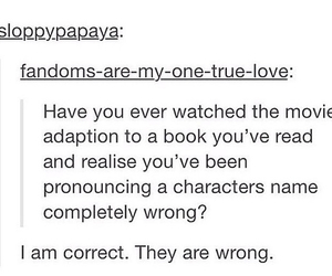 book, funny, and movies image