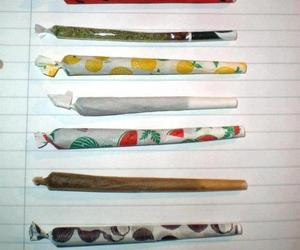smoke, weed, and joint image
