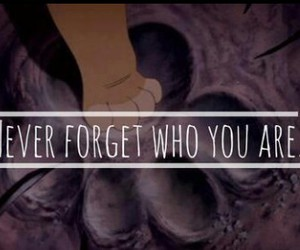 disney, never, and forget image