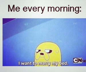 morning, bed, and marry image