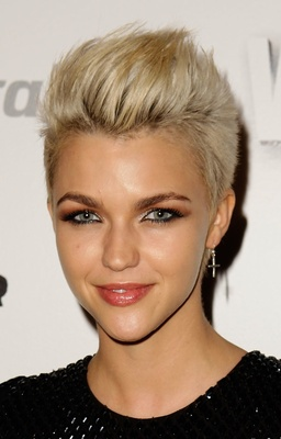 Photo Gallery ,,Short Blonde Hairstyles ,, Photos of Short