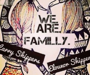 family, elounor, and one direction image