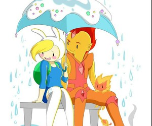 fionna, adventure time, and finn the human image