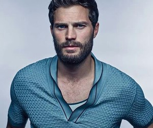 Hot, 50 shades of grey, and Jamie Dornan image