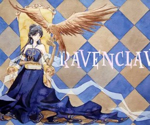 ravenclaw, harry potter, and harrypotter image