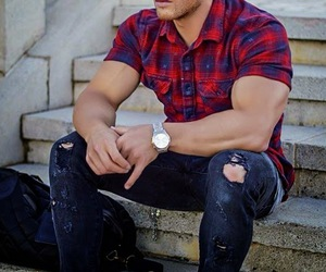 sexy and guy image