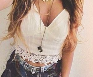 crop, top, and gypsy image