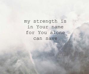 strength image