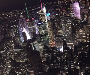 america, money, and new york image