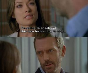 funny, house, and house md image