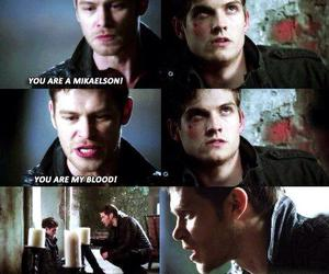 The Originals, klaus, and kol mikaelson image