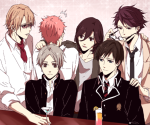 anime, uta no prince-sama, and haikyuu! image
