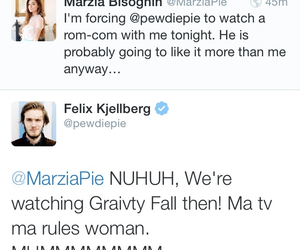 couple, pewdiepie, and funny image