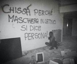 maschera and persona image