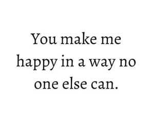 love, happy, and quotes image