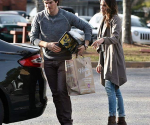 couple, tvd, and love image