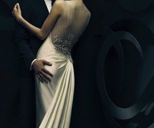 couple, dress, and sexy image