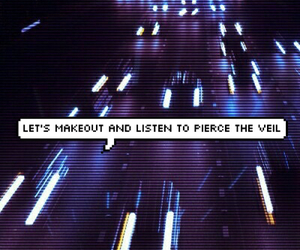 pierce the veil, bands, and grunge image