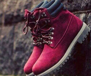 shoes and timberland image