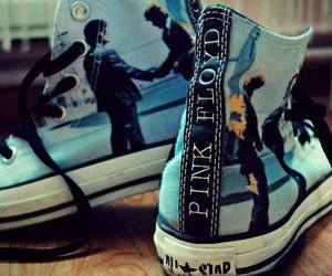 Pink Floyd, all star, and converse image