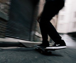 skate, boy, and nike image