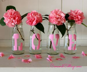 pink, recycled, and love image