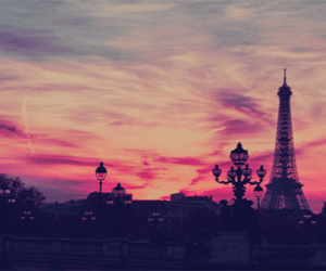 beautiful, france, and pink image
