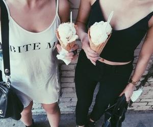 fashion, style, and ice cream image