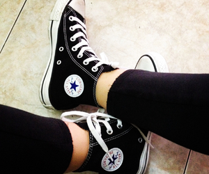 allstar, classic, and converse image