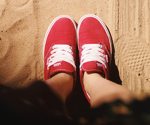analog, shoes, and vans image