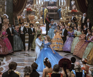 cinderella, disney, and richard madden image