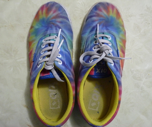 colours, funny, and shoes image