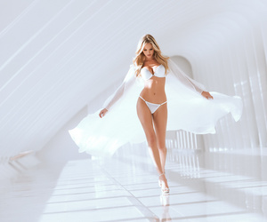 candice swanepoel, model, and white image