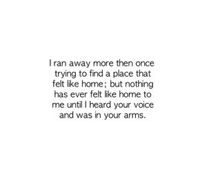 home, I Love You, and love quotes image