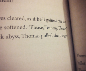 newt, quote, and thomas image