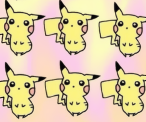 pikachu and wallpaper image