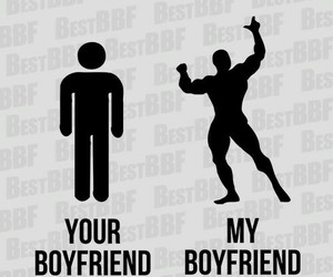 boy, boyfriend, and muscles image