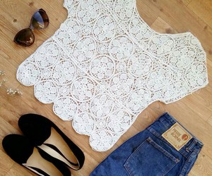 outfit, pretty, and romantic image
