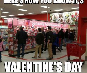 funny, valentines day, and love image