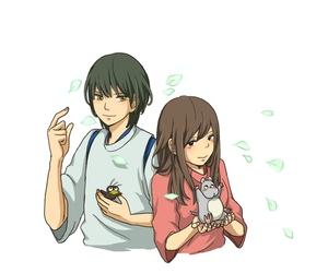 love and chihiro image