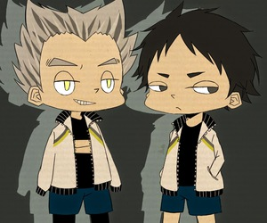 haikyuu!! and chibi image