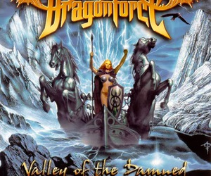 bands, metal, and dragonforce image