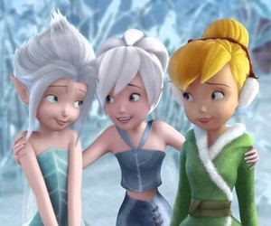 disney and tinker bell image