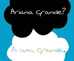 ariana grande and okay? okay image